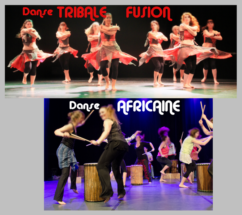Dses africaine tribale 1